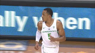 Recap: Oregon men's basketball rolls past Northwest Christian in exhibition game