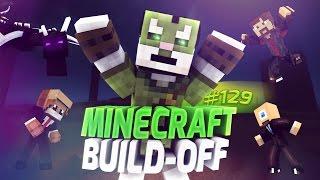 Minecraft Build Off #129 - ENDER DRAGON!