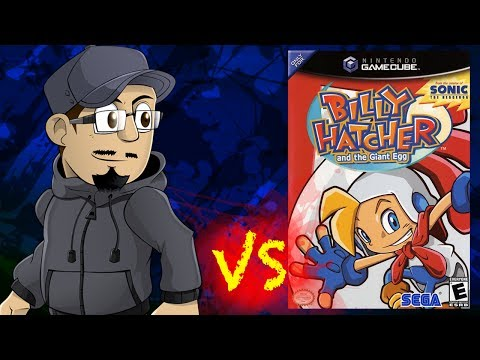 Johnny vs. Billy Hatcher and the Giant Egg