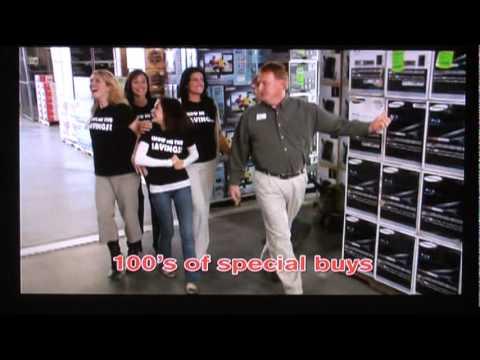 Nebraska Furniture Mart Black Friday Commerical Youtube