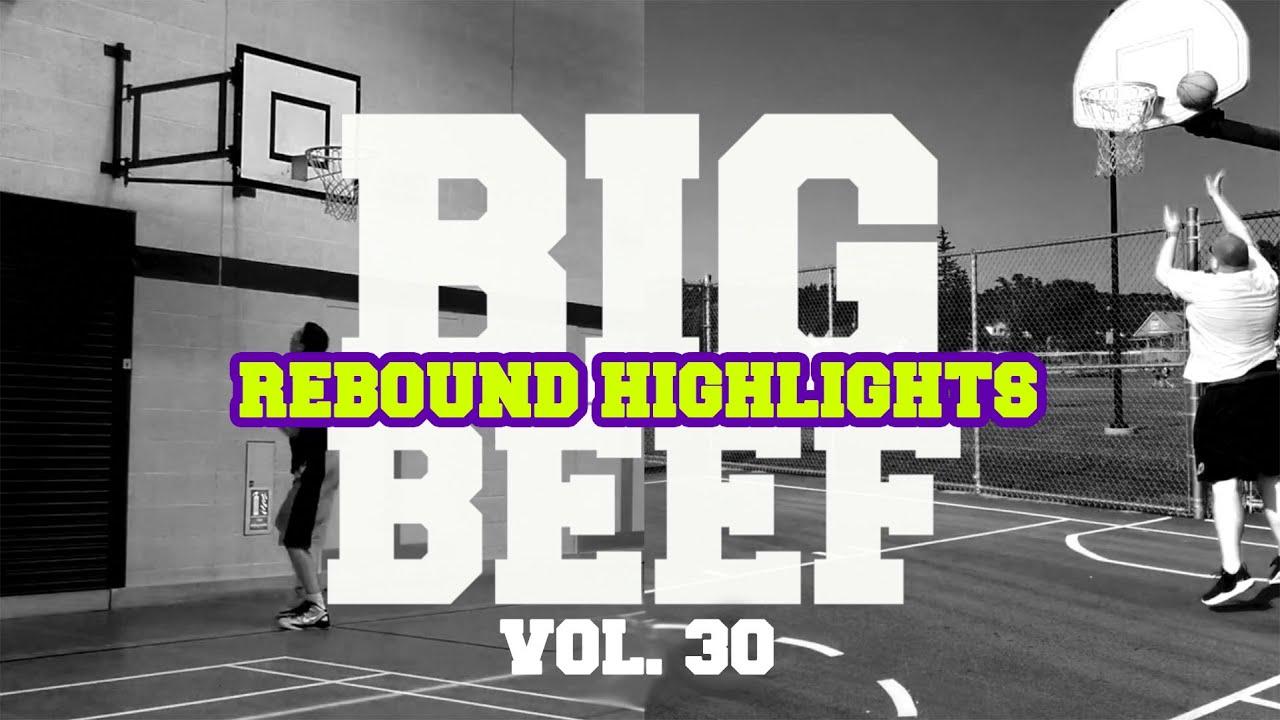 BIG BEEF Vol. 30 | Russell Westbrook Playoff Rebound Highlights