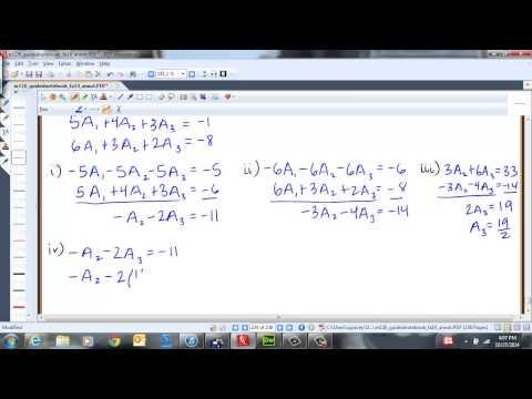 11.5: Partial Fraction Decomposition