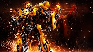 Transformers Bumblebee Music Video Tribute -