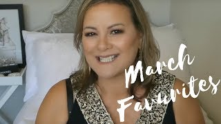 March Favourites 2018 - and a BooBoo!