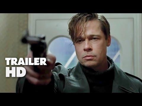 Allied - Official Film Trailer 2 2016 - Brad Pitt, Marion Cotillard Movie HD