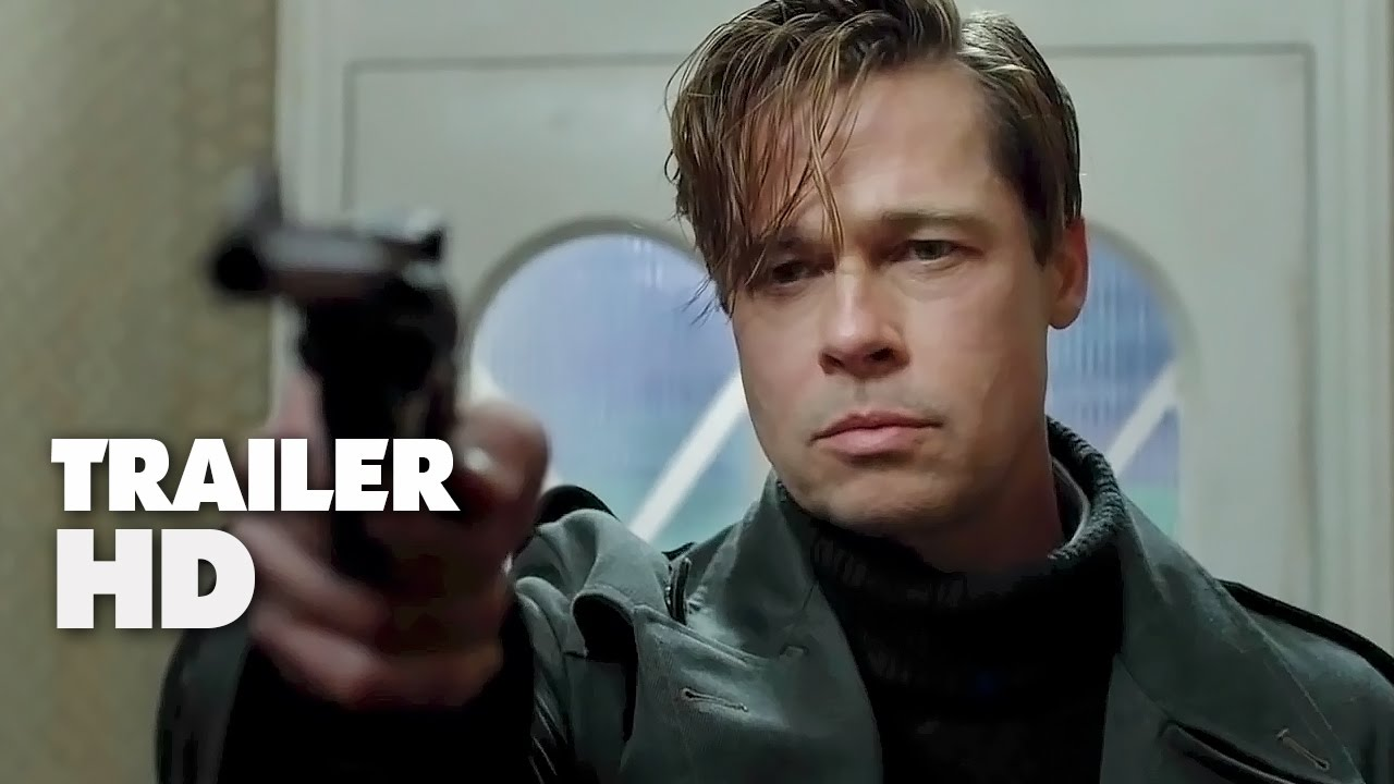 Download Allied - Official Film Trailer 2 2016 - Brad Pitt, Marion Cotillard Movie HD