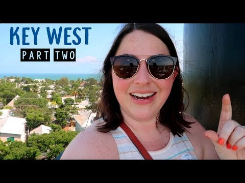 Exploring Key West: Mel Fisher Museum, Lighthouse, And Mile Zero! | FLORIDA KEYS 2019
