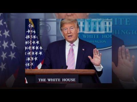 Трамп сообщил о вводе войск в Нью Йорк для борьбы с коронавирусом