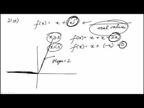 Algebra Problem 21E REVISED GRE MATH REVIEW OFFICIAL GUIDE