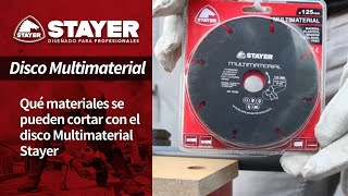 Disco Multimaterial Stayer