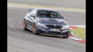 Onboard BMW M4 GTS Tracktest Nürburgring GP Track Drift Hot Lap 2016