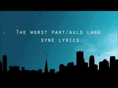 The worst part Abigail Breslin Lyrics