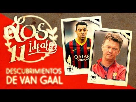 Los mayores descubrimientos de Louis van Gaal - 11 ideal