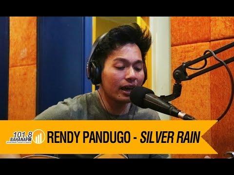 "Rendy Pandugo - ""Silver Rain"" On Bahana FM"