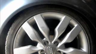 Audi A6 Avant пневмоподвеска