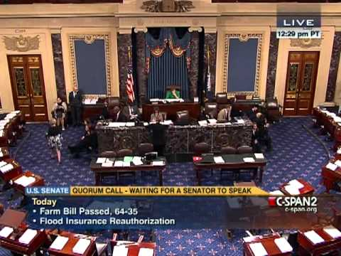 Senate Session 2012-06-21 (14:46:55-15:52:37)