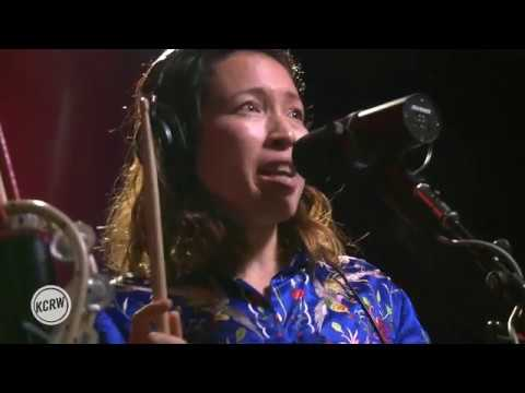 """Little Dragon performing """"Sweet"""" Live on KCRW"""