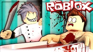 Roblox Adventures - MURDER IN THE BATHROOM! (Roblox Murder Mystery) thumbnail