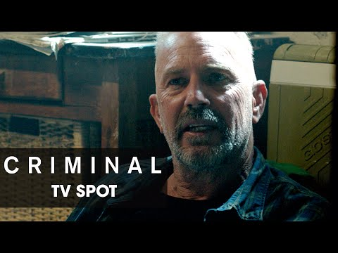 "Criminal (2016 Movie) Official TV Spot – ""Memory"""