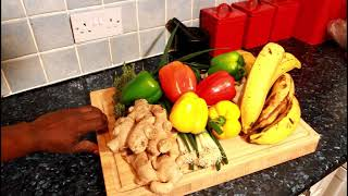 Christmas VEGETABLE SHOPPING FROM  | Chef Ricardo Cooking