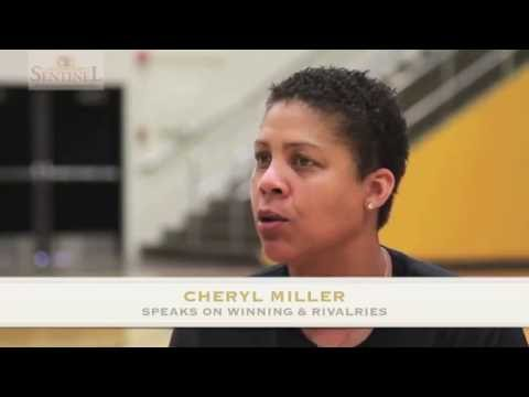 Cheryl Miller Speaks on Winning & Rivalries