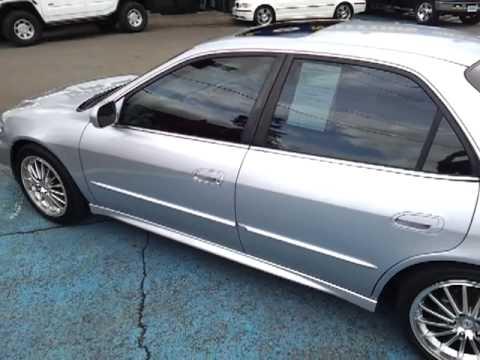 2002 Honda Accord V6 Best used cars in Portland Oregon