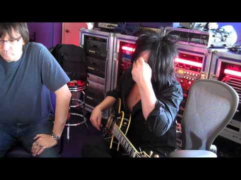 Steve Stevens (Billy Idol) interview