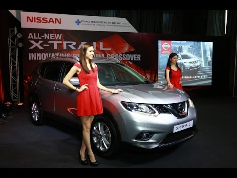 New Cars ,, Promoted Nissan X-Trail 1.6 DIG-T 163 Tekna2015 ,,,, Auto Show