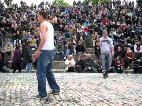 Best of 6.5.2012: Bearpit Karaoke Mauerpark Berlin