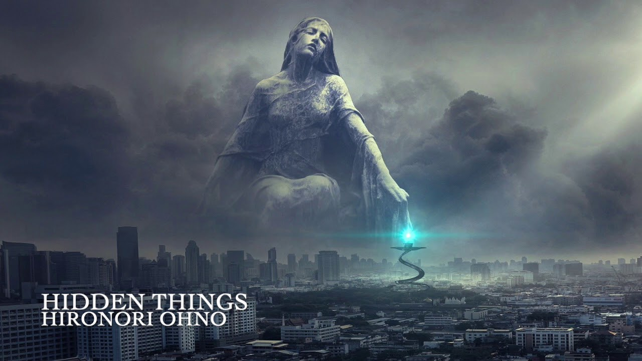Hidden Things - Hironori Ohno