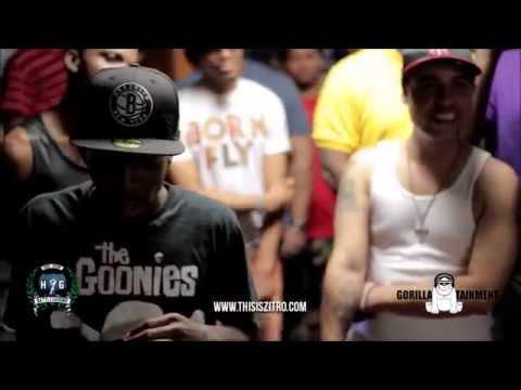 HomegrownBGCT - Rap Battle - Pharoah vs Tre Mega - Hosted by ZitrotheGreat & J Wilk