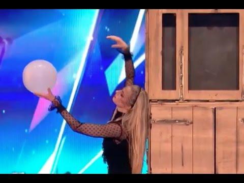 Magician Josephine Lee Blows the Judges' Minds Away    Week 3   Britain's Got Talent 2017