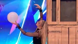 Magician Josephine Lee Blows the Judges' Minds Away  | Week 3 | Britain's Got Talent 2017