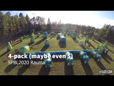 4-pack (maybe even 5) - SPBL2020 Rauma