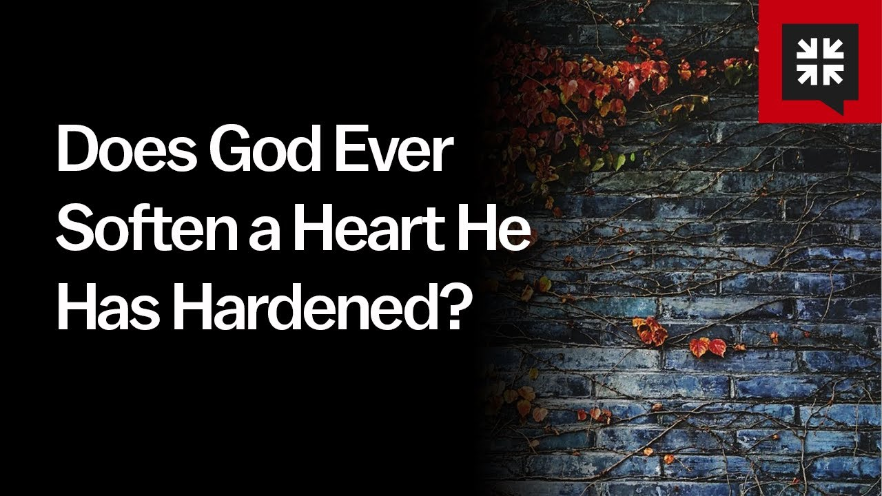Does God Ever Soften a Heart He Has Hardened? // Ask Pastor John