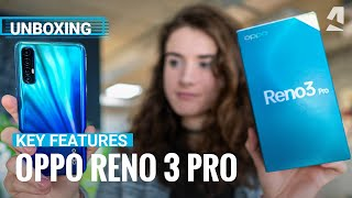 Oppo Reno3 Pro unboxing and key features