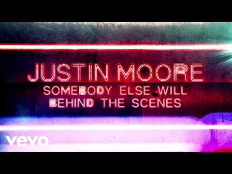 Justin Moore - Somebody Else Will (Behind The Scenes)