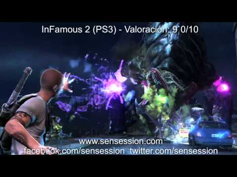 InFamous 2 analisis review