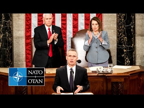 NATO Secretary General Speech At The Joint Meeting Of The 🇺🇸US Congress, 03 APR 2019