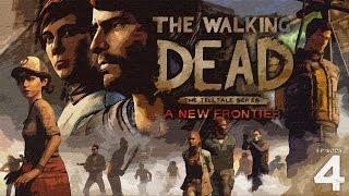 The Walking Dead Season 3 - Full Episode 4: Thicker Than Water Walkthrough HD [No Commentary]