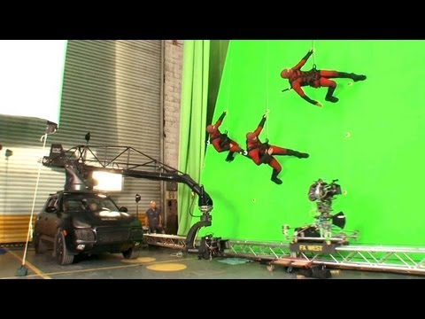 # 1 Gi Joe Retaliation Behind the Scenes B-Roll