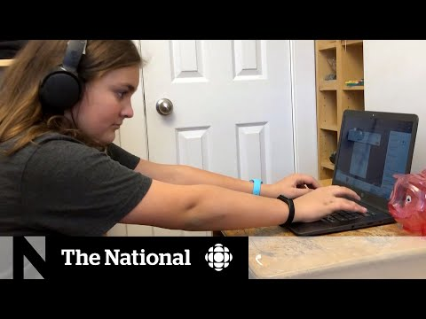 CBC News: The National: Parents scramble as some schools close early because of COVID-19 outbreaks