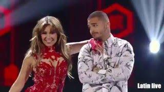 Thalía - Desde Esa Noche ft. Maluma (Latin Live)