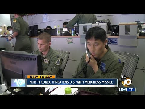 North Korea says the U.S. can't escape their merciless missile