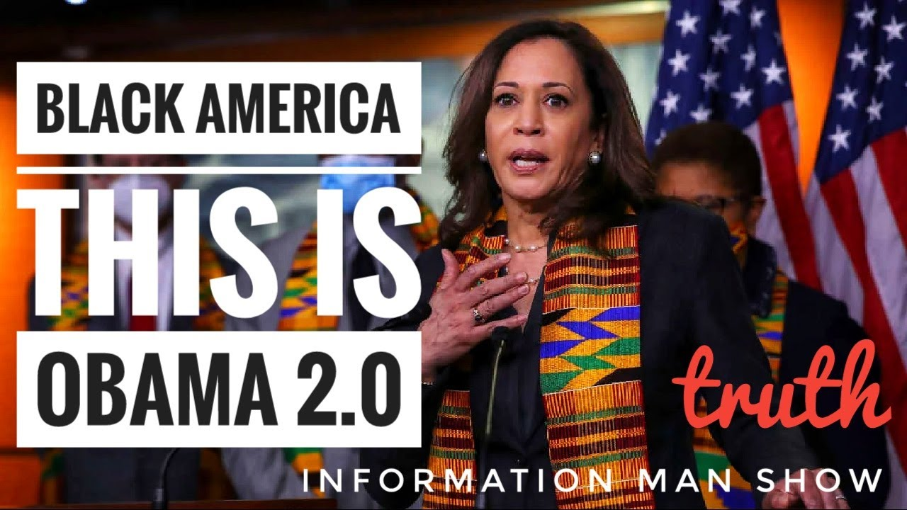 Kamala Harris For Vice President What Dose It Mean For Black America ?