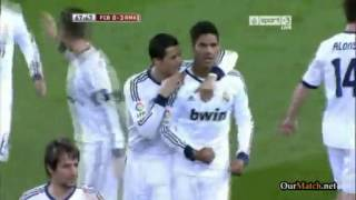 Barcelona vs real madrid 1-3 - copa del ...