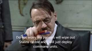 Wargame Red Dragon AI Hitler Rants Parody