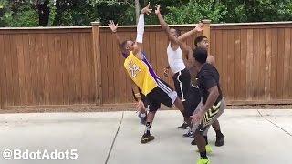 NBA Impersonator Does Hilarious Kobe Bryant Impression