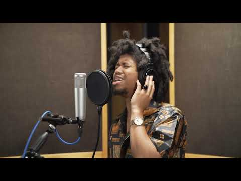 PreSonus PX-1 microphone: JST DAVID on vocals