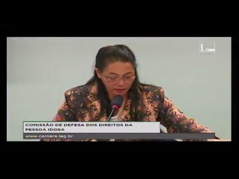 DEFESA DOS DIREITOS DA PESSOA IDOSA - Reunião Deliberativa - 18/04/2018 - 15:24